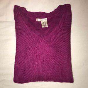 DKNY Jeans v-neck sweater
